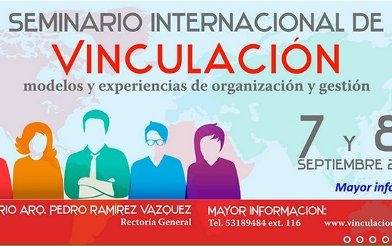 Seminario Internacional de vinculación