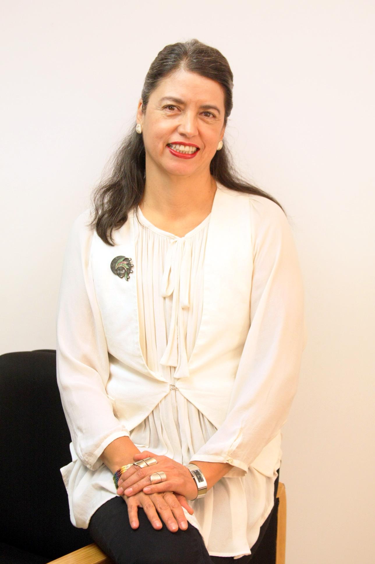 Dra. Ortiz Posadas Martha Refugio Image